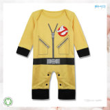 Младенец Playsuit Gots износа младенца Габарит-Шеи