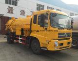 4X2 Dongfeng 12000 вакуума нечистоты всасывания литров цены тележки