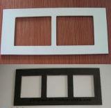 4mm freies ausgeglichenes Glas-Panel für Schalter-Deckel