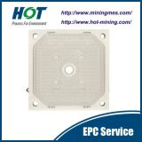 Filtre Hydraulique Automatique Presse Membrane Filtration Plate