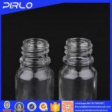 10ml borran la botella de petróleo esencial del vidrio del aerosol