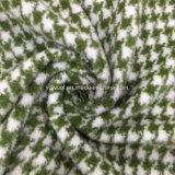 Шинель ткани шерстей Houndstooth петли