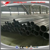 Precio de gran tamaño del tubo de acero de carbón de BS1387 12inch ERW
