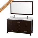 Fed-1915 самых популярных туалетный столик в ванной комнате ванна высшего качества кабинета зеркала в противосолнечном козырьке