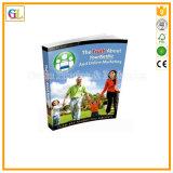 Impression de livres éducatifs à couverture souple