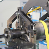 Machine d'équilibrage dynamique horizontale pour rotor à moteur de 50 Kg, rouleau, arbre, cylindre, ventilateur centrifuge (PHQ-50)