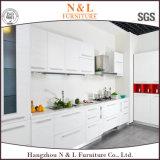 Moderne Art-weiße Farben-Küche-Schrank-hölzerne Küche-Möbel