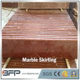 M222 полированным Rosso Alicante красным мрамором обтекатели плиткой в лобби мраморный пол и дизайн интерьера