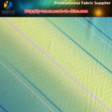 Shadow Polyester 2 façons stretch tissu d'impression pour chemises / vêtements de plage