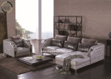 Euro sofà classico di lusso del cuoio di stile (LZ-077)