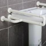 Barre di gru a benna di nylon della toilette di sicurezza fissata al muro per il Disable/anziani