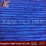 150d tissu cationique de polyester cationique du polyester 50% du couplage 50%