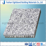 Облегченные легкие панели сота камня гранита мрамора установки