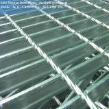 Barra bloqueada galvanizada del rodamiento de la prensa de la INMERSIÓN caliente que ralla para el suelo