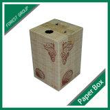 Corrugated картонная коробка на сбывании
