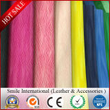 Прямая связь с розничной торговлей высокой света фабрики кожи искусственной кожи PVC PU Semi кожаный