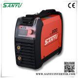 Pantalla Digital 230V / 1pH IGBT MMA máquina de soldadura (IGBT MMA-200G)