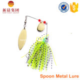 Metal Spinner Bait Fishing Lure