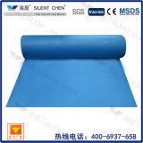 2mm schwarzer EVA Unterlage-Teppich für lamellenförmig angeordneten Bodenbelag