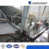 Lavadora espiral exportada de la arena de China