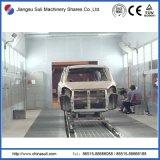 Cabina di spruzzo del rivestimento dell'automobile della polvere delle parti della Cina Suli con il disegno del ODM dell'OEM