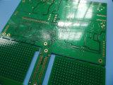 液浸の金とのインピーダンス制御PCB回路10layer Fr4