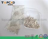 2g com embalagem Non-Woven absorvente montmorillonita saco anticondensação