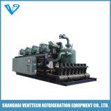 Unités de condensateur compresseur parallèle à économie d'énergie