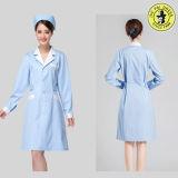 Infirmière à la mode nouveau style de dessins et modèles uniformes de l'hôpital