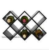 Исключительная Handmade кожаный нестандартная конструкция коробки хранения вина