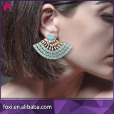 형식 다이아몬드 귀걸이, 최신유행 지르콘 귀걸이 보석 도매
