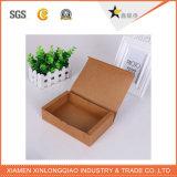 卸し売り習慣はリサイクルされたクラフト紙ボックスを印刷した
