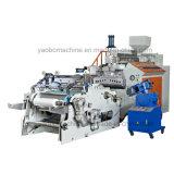 Máquina dobro da extrusora da película de estiramento da extrusora Yb-500