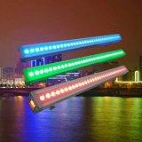 RGBW 풀 컬러 옥외 36*10W LED 벽 세척 빛