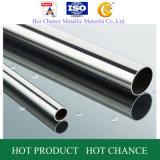 Tubo de acero inoxidable de ASTM A554 (200, 300, 400)