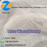 Stéroïdes anabolisant oraux Winstrol de pente pharmaceutique pour les tablettes Bodybuilding de Winny 50mg