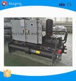 Schrauben-wassergekühlter Kühler des Kühler-360ton für konkrete stapelweise verarbeitende Pflanze