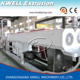 Línea plástica de la protuberancia del tubo de PVC/UPVC, máquina de la producción del tubo de agua