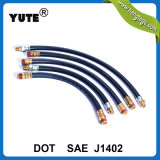 Yute SAE J1402 FMVSS106 3/8 Polegada flexível de borracha do freio a ar