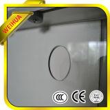 Vidro temperado sem mangas de 3-19mm para móveis / mesa / eletrodoméstico