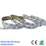 30 pixel per striscia di RGB 5V LED della striscia di Digitahi LED del tester 2812