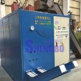 (De horizontale) Machine van de Pers van de Briket van de Spaanders van het aluminium