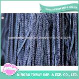 Lado de alta resistência da malha de algodão de tecelagem de fio de fantasia -3