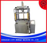 油圧鋳造物の型抜き機械