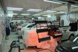 Lámpara de curado infrarroja para la cabina de aerosol automotora