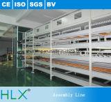 De Lopende band van de LEIDENE Lampen van de Bol In Groep Hlx
