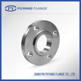 Нержавеющая сталь JIS B2220 выковала выскальзование JIS на фланце (PY0062)