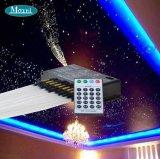 Shooting Star des lumières pour Twinkle Star plafond avec 200pcs 2m en fibre optique 20 programmes de faisceau de Meteor effet contrôleur distant