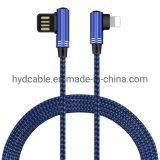 Coude de 90 degrés magnétiques Câble USB pour iPhone/Android/Typec