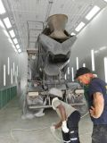 Cabina de aerosol ahorro de energía de la pintura Wld22000 para el omnibus y el carro